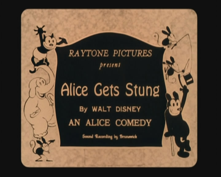 Alice gets stung ciakhollywood