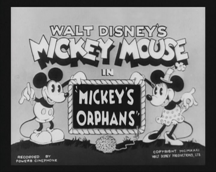 Mickey s orphans ciakhollywood