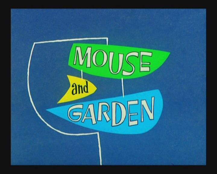 Mouse and garden ciakhollywood
