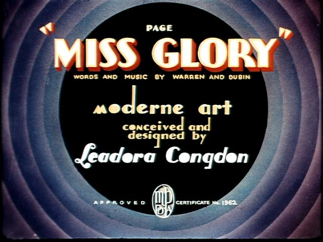 ciak hollywood  Page Miss Glory (1936) - CIAKHOLLYWOOD