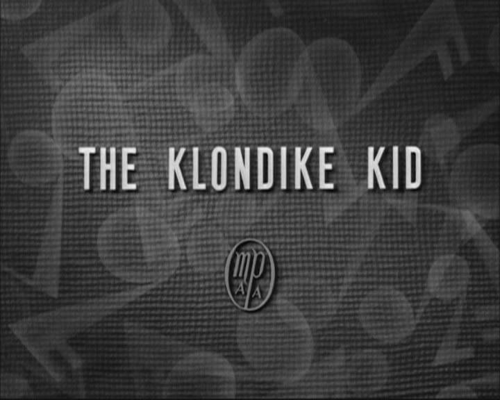 The klondike kid ciakhollywood