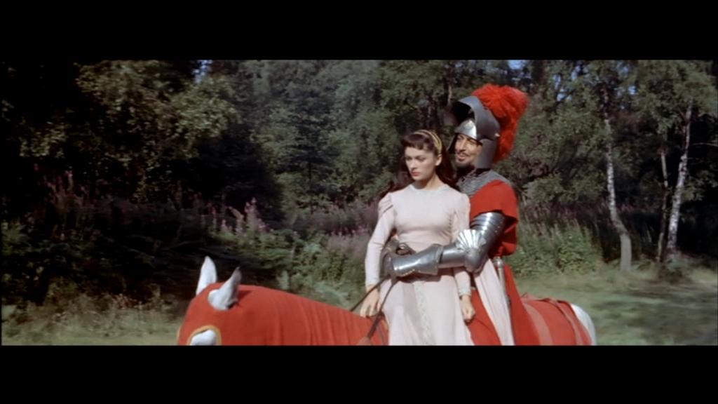 I cavalieri della tavola rotonda knights of the round table 1953 ciakhollywood - I cavalieri della tavola rotonda film ...