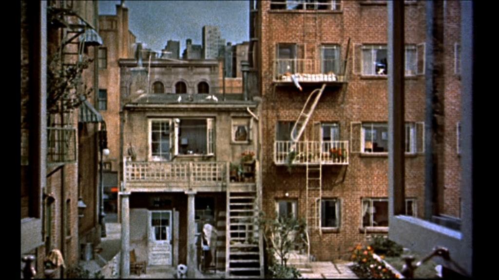 La finestra sul cortile rear window 1954 ciakhollywood - La finestra sul cortile film completo ...
