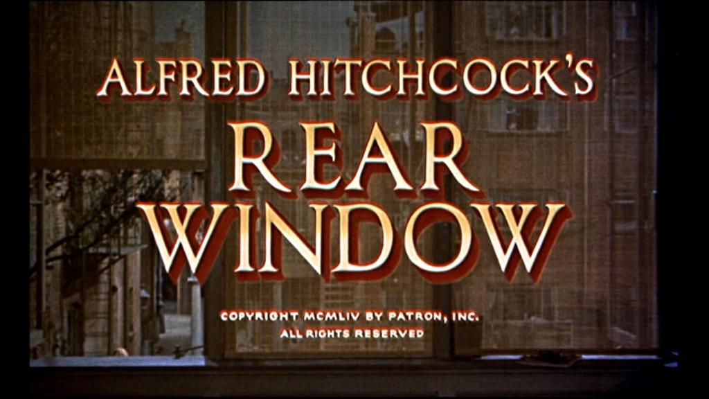 La finestra sul cortile rear window 1954 ciakhollywood - La finestra sul cortile remake ...