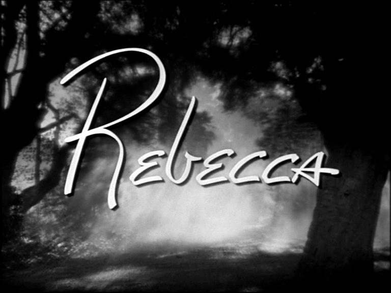 the obsession of main character in the movie rebecca by alfred hitchcock Oscar-winning film two years later by alfred hitchcock greats: rebecca - love, paranoia, obsession rebecca remains the most powerful character in the.