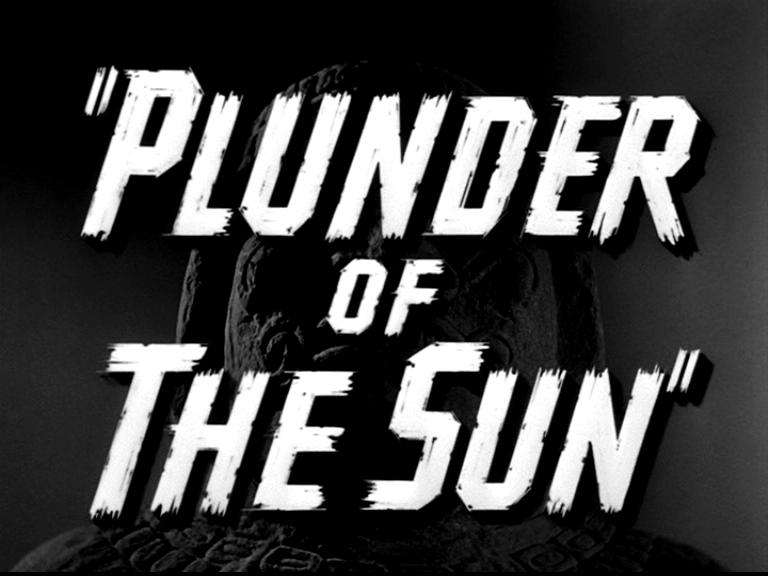 John L Sullivan Dodge >> I saccheggiatori del sole - Plunder of the Sun (1953 ...